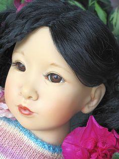 Götz Puppe, Principessa Lyn, 55 sm, 2001