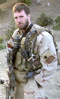 Lt. Michael Murphy. 2nd SEAL killed during Operation Red Wing.