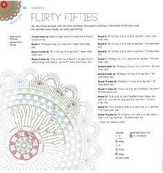 Haafner Linssen Mandalas to Crochet 34 — Yandex. Crochet Circles, Crochet Doily Patterns, Crochet Diagram, Crochet Chart, Mandala Pattern, Crochet Motif, Diy Crochet, Crochet Doilies, Crochet Flowers