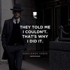 #gentlemenspeak #gentlemen #qoutes