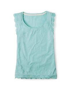 Leila Top WL893 Sleeveless Tops at Boden