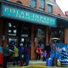 Polar Express Train Ride Blackstone Valley RI New England Fall Events Train…