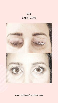 Longer lashes at home. At your own risk. Read this funny DIYr story. Eyelash Tinting, Eyelash Lift, Eyelash Serum, Eyelash Growth, Lash Perm, Eye Make Up Videos, Mascara Review, Longer Lashes, Magnetic Eyelashes