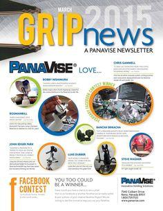 MARCH 2015 GRIP news