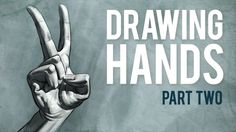 How to Draw HANDS - Details for Realistic Hands!