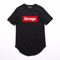 Mens Savage T Shirt #boyz #man #boyznman #clothing #brand #clothingbrand #mensfashion #tshirt #sweatshirt #hoodie #style #ad