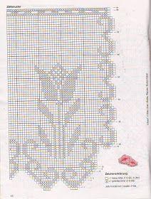 Kira scheme crochet: Scheme crochet no. 1960