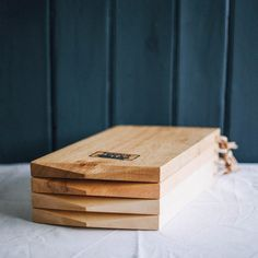 These serving boards have been skilfully hand-crafted by one of the Temper team in our Wiltshire workshop from sustainably sourced English Sycamore, Oak or Beech. Hand-rubbed in Danish Oil, light r… Diy Cutting Board, Wood Cutting, Butcher Block Cutting Board, Wood Chopping Board, Kitchen Board, Wood Candle Holders, Wooden Coasters, Serving Board, House In The Woods