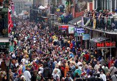 New Orleans-Mardi Gras