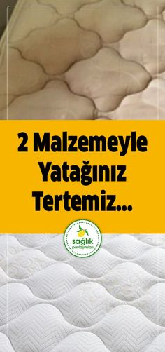 2 How is your bed clean? House Cleaning Tips, Cleaning Hacks, Turkish Kitchen, Washing Soda, Things To Know, Clean House, Good To Know, Karma, Home Accessories