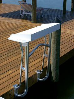 Fish cleaning station back back yard pinterest fish for Fish cleaning board