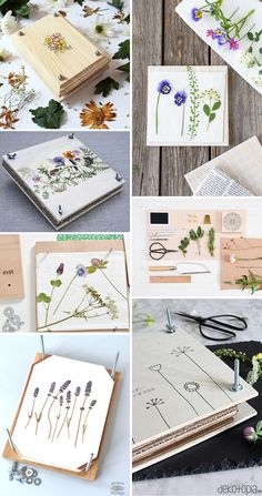 Dried And Pressed Flowers, Pressed Flower Art, Dried Flowers, Resin Crafts, Paper Crafts, Pinterest Diy Crafts, How To Preserve Flowers, Cute Crafts, Flower Crafts