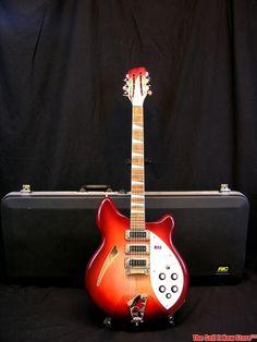 2008 Rickenbacker 370 12 370 12 Electric Guitar Axe USA