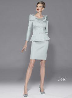 Modelo 3440 de Teresa Ripoll   traje para fiesta o madrina   colección 2014-2015