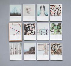 Artifact Uprising Branding, Company Products, iPhone App and Web Design  by Amanda Jane Jones