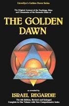 Golden Dawn (hc) By Israel Regardie
