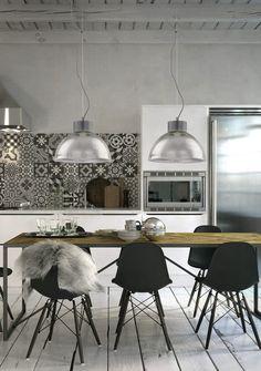 Nowodvorski Lampa Wisząca Factory 6928 : Oświetlenie industrialne-kuchnia : Sklep internetowy Elektromag Lighting #kitchen #lighting