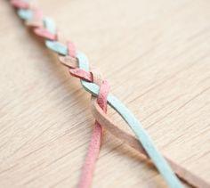 DIY Tutoriel Bracelet Tressé