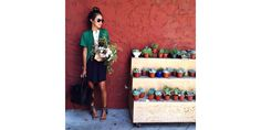 Julie Sariñana of Sincerely Jules, @sincerelyjules - HarpersBAZAAR.com