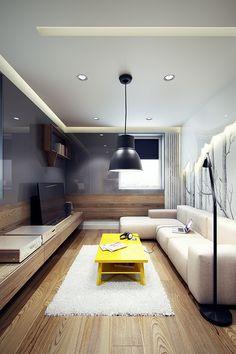 Ruangan nan cantik // Rąbień www.plasterlina.pl