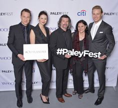 PaleyFest at LA's Dolby Theatre, 12 March 2015