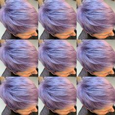 Pastel lilac hair Pastel Lilac Hair, Fashion, Moda, Fasion, Trendy Fashion, La Mode