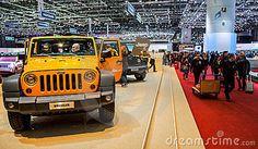 Geneva Motorshow 2012 - Jeep Wrangler