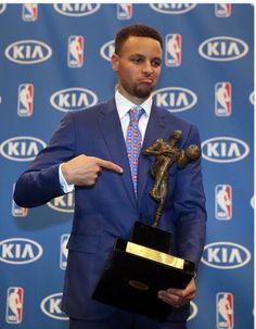 Steph Curry, 2015-16 NBA MVP #DubNation