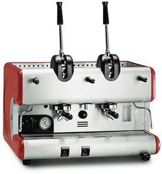 La San Marco Leva - 2 Groups Espresso Machine