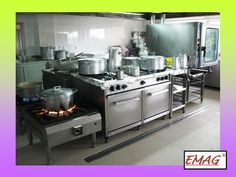 Montagem de Cozinha Industrial em Oliveira do Hospital