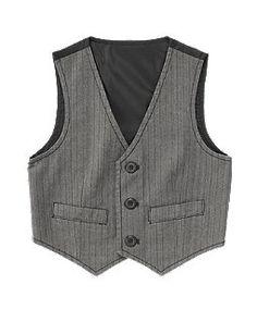 Herringbone Vest Crazy 8