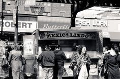 "touring the street food of ""El Camino del Santiago"" or Little Columbia in Queens"