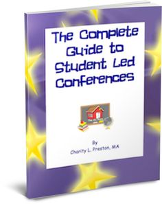 The Complete Guide to Student Led Conferences!  This program is 47-pages, and includes 24 templates that are completely editable so you can personalize your conferences to your liking!  Also includes forms for having ongoing Data Folders - recommended for grades 2-12!  Do as little or as much as you want! $