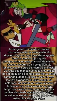 Read from the story Memes de Villainous by pinkgalaxy__ (wey noooo) with reads. Best Memes, Dankest Memes, Dr Flug, Villainous Cartoon, Dark Memes, Bendy And The Ink Machine, Cartoon Games, Star Vs The Forces Of Evil, Character Aesthetic