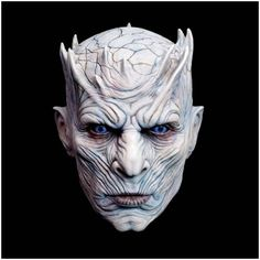Game of Thrones Night's King Mask £49.95  New for 2016. Game of Thrones Night's King latex collectors mask. By Trick or Treat Studios.