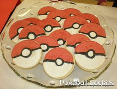 Making Memories ... One Fun Thing After Another: The Pokemon Birthday Party Has Arrived