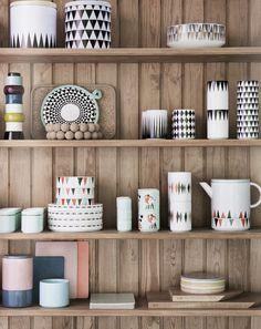 Danish design -simple and clean!-FERM Catalog - A/W 2012