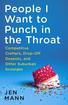 You deserve this book! Read more about it and how the PTA can be a suburban scourge at Sisterhood of the Sensible Moms
