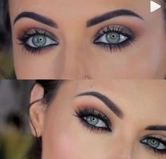 Love this dark but still natural look perfect for the upcoming fall