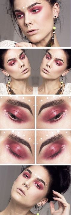Todays look – Purple smoke | Lindas Sminkblogg | Bloglovin