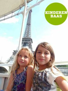 Met de kinderen op citytrip naar Parijs // Nieuwsblad