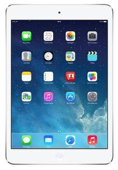 Apple i-pad mini 2 wi-fi 16 gb silver me279ty/a - silver white