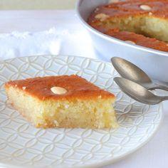 Greek Sweets, Dessert Recipes, Desserts, Cornbread, French Toast, Cheesecake, Pudding, Breakfast, Ethnic Recipes