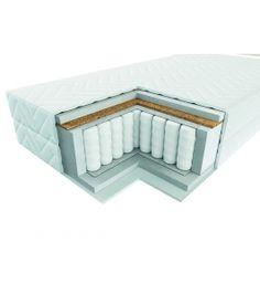 AKCIA 1+1 - Ortopedický taštičkový matrac FLASH