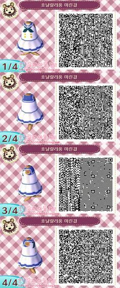 Animal Crossing New leaf cute sailor outfit!