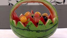 Cómo Hacer una Canasta de Frutas - Hogar Tv  por Juan Gonzalo Angel