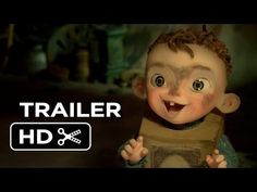 ▶ The Boxtrolls Official Trailer #2 (2014) - Stop-Motion Animated Movie HD - YouTube