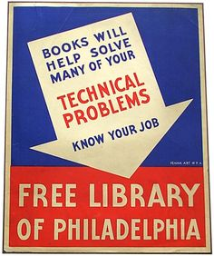 Posters for the People   Free Library Of Philadelphia