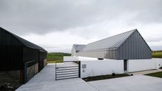 Gallery of House Lessans by McGonigle McGrath Wins RIBA House of the Year 2019 - 15 Concrete Siding, Concrete Blocks, Zinc Roof, Agricultural Buildings, Masonry Wall, Construction Cost, Architecture Awards, Grand Designs, Architect Design