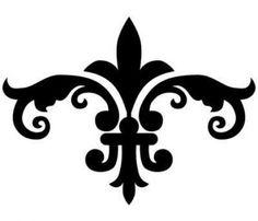 Stencils, Stencil Templates, Stencil Patterns, Stencil Art, Stencil Designs, Embroidery Patterns, Home Bild, Iron Gate Design, Decorative Borders